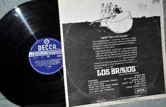 Discos de vinilo: CONTRAPORTADA - Foto 2 - 30289582