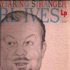 Discos de vinilo: LP-BURL IVES-COLUMBIA 628-USA-1955-COUNTRY FOLK. Lote 30260998