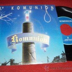 Discos de vinilo: 1ª KOMUNION BARRIOS BAJOS / APOCALIPSIS II 7