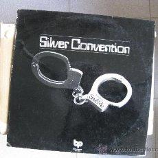 Discos de vinilo: SILVER CONVENTION - SAVE ME - LP DISCOS BELTER 1975 BPY. Lote 32009714