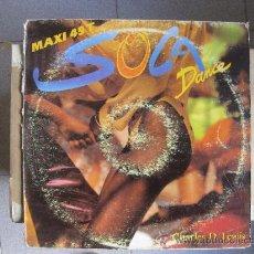 Discos de vinilo: CHARLES D. LEWIS - SOCA DANCE - MAXI POLYDOR / BAXTER MUSIC 1990 BPY. Lote 32095023