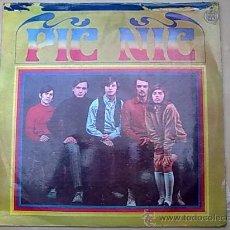 Discos de vinilo: LP PIC-NIC CALLATE NIÑA 1969 ORIGINAL PORTADA VGVG+/ DISCO VG++ A EX. Lote 30273010