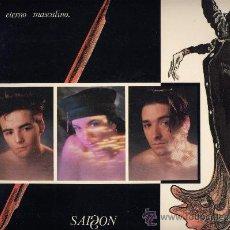 Discos de vinilo: EL ETERNO MASCULINO. MAXI EP 12´´45 RPM. SAIGON ( TRES VERSIONES). KEY RCDS. AÑO 1987. Lote 30276581
