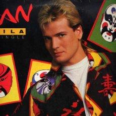 Discos de vinilo: IVAN. MAXI 12´´45 RPM. BAILA+MUJER DE HIELO. CBS 1985. Lote 30276757