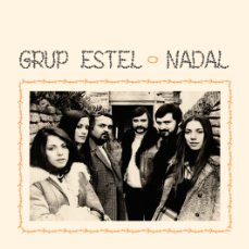 Discos de vinilo: GRUP ESTEL - NADAL ACID FOLK FUZZ PSICODELIA GRUPO CATALAN 70S - HAIZEA - BARDAGÍ -GUERSSEN. Lote 30290189