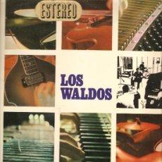 Discos de vinilo: LP LOS WALDOS ( WALDO DE LOS RIOS ) - EDITADO EN 1966. Lote 30292316