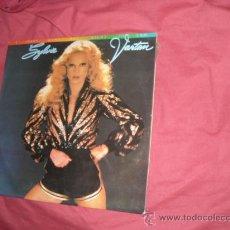 Discos de vinilo: SYLVIE VARTAN DISCO LP I DONT WANT THE NIGHT TO END. Lote 7660681