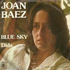 Discos de vinilo: JOAN BAEZ SINGLE SELLO AM RECORDS EDITADO EN ESPAÑA AÑO 1975. Lote 30295680