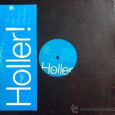 Discos de vinilo: SPICE GIRLS, HOLLER. MAXI SINGLE 4 TEMAS. Lote 30306386