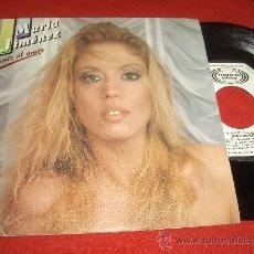 Discos de vinilo: MARIA JIMENEZ FRENTE AL AMOR/COMO HICE YO 7 SINGLE 1981 MOVIEPLAY PROMO. Lote 30307513
