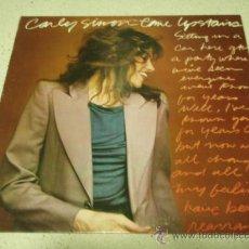 Discos de vinilo: CARLY SIMON ' COME UPSTAIRS ' USA - 1980 LP33 WARNER BROS RECORDS. Lote 30310090
