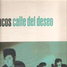 Discos de vinilo: LP GATOS LOCOS : CALLE DEL DESEO . Lote 30310433