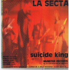 Discos de vinilo: WHITE FLAG LA SECTA 7. Lote 30313433