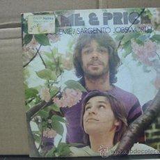 Discos de vinilo: GEORGIE FAME AND ALAN PRICE - SIGUEME / SARGENTO JOBSWORTH - EDICION ESPAÑOLA - CBS 1971. Lote 30319105