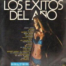 Disques de vinyle: LOS EXITOS DEL AÑO D-VARIOS-440. Lote 33371142