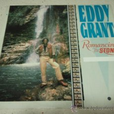 Discos de vinilo: EDDY GRANT ( ROMANCING THE STONE - MY TURN TO LOVE YOU ) ENGLAND-1984 MAXI45 ICE. Lote 30325386