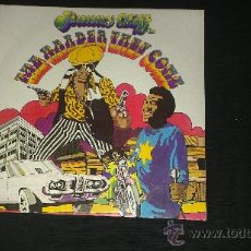 Discos de vinilo: JIMMY CLIFF ' THE HARDER THEY COME ' ENGLAND-1972 LP33 . Lote 30331382