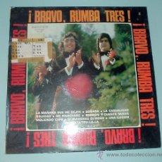 Discos de vinilo: DISCO VINILO. ¡BRAVO, RUMBA TRES! AÑO 1973. LA MAÑANA QUE ME MERECES. Lote 30347745