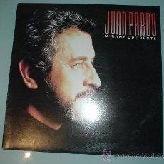 Discos de vinilo: DISCO VINILO. JUAN PARDO DISCO LP MIRAME DE FRENTE CON ENCARTE LETRA DE CANCIONES. LP. Lote 30348861