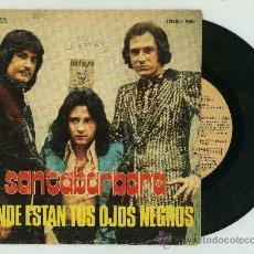 Discos de vinilo: SANTABARBARA - SINGLE.. Lote 30353325