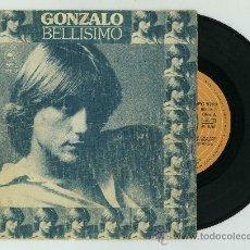 Discos de vinilo: GONZALO - SINGLE.. Lote 30353386