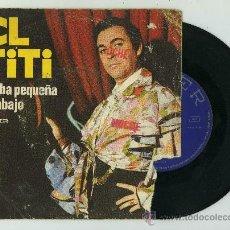 Discos de vinilo: EL TITI - SINGLE.. Lote 30354499