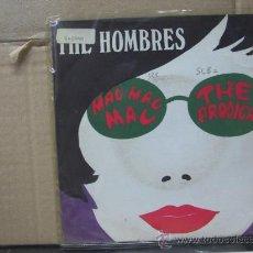 Discos de vinilo: THE HOMBRES - MAU MAU MAU / THE PRODIGAL - EDICION ESPAÑOLA- VERVE 1968. Lote 30360356