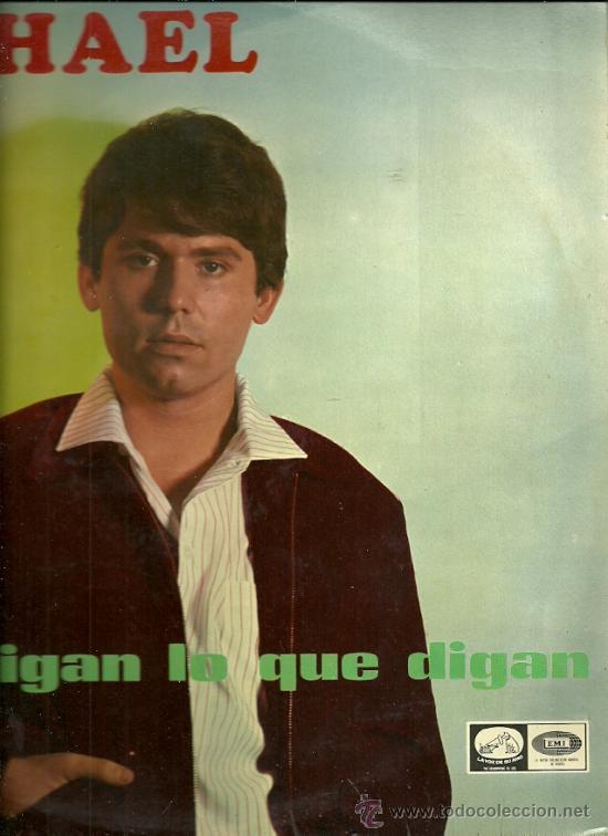 RAPHAEL LP SELLO LA VOZ DE SU AMO AÑO 1967 EDICCIÓN ESPAÑOLA (Música - Discos - LP Vinilo - Solistas Españoles de los 50 y 60)