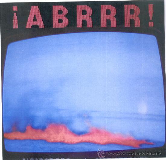 MAR OTRA VEZ. ¡ABRRR! AVIADOR DRO CONTRA MAR OTRA VEZ (VINILO MAXI SINGLE 1986 ) (Música - Discos de Vinilo - Maxi Singles - Grupos Españoles de los 70 y 80)