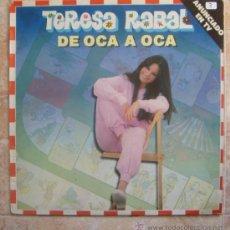 Discos de vinilo: TERESA RABAL - DE OCA A OCA (MOVIEPLAY 1981). Lote 30392688