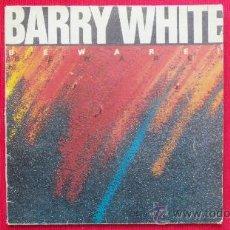 Discos de vinilo: BARRY WHITE. Lote 30530780