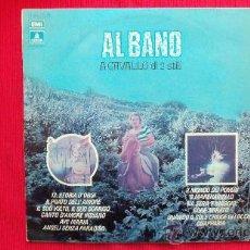 Discos de vinilo: ALBANO. Lote 30530968