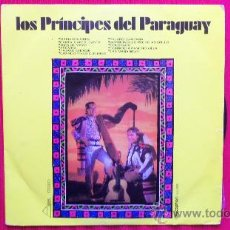 Discos de vinilo: LOS PRINCIPES DEL PARAGUAY. Lote 30816562
