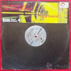 Discos de vinilo: CARLOS SANTANA ( THE PRODUCT G&B ) DIRTY DANCIN. Lote 30829880