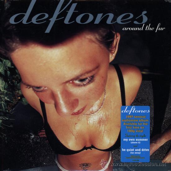 LP DEFTONES AROUND THE FUR VINILO 180G METAL LEER DESCRIPCION (Música - Discos - LP Vinilo - Pop - Rock Internacional de los 90 a la actualidad)