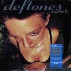 Discos de vinilo: LP DEFTONES AROUND THE FUR VINILO METAL. Lote 30947071