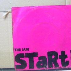 Discos de vinilo: THE JAM - START / LIZA RADLEY - EDICION ESPAÑOLA - POLYDOR 1980. Lote 137908813