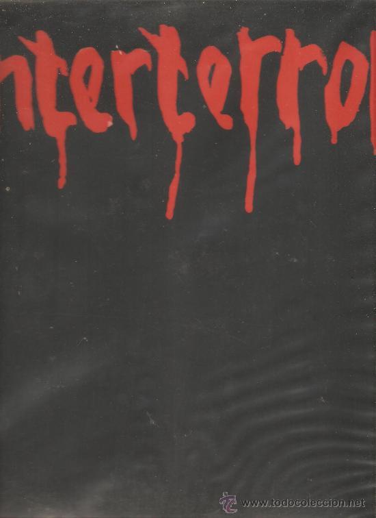 LP INTERTERROR (PUNK ESPAÑOL, REEDICION DE RADIKAL RECORDS ) (Música - Discos - LP Vinilo - Punk - Hard Core)