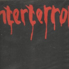 Discos de vinilo: LP INTERTERROR (PUNK ESPAÑOL, REEDICION DE RADIKAL RECORDS ). Lote 33458639