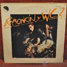 Discos de vinilo: RAMONCIN Y W.C.? ( EDICION ORIGINAL). Lote 30470803