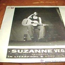 Discos de vinilo: SUZANNE VEGA. IN LIVERPOOL. AM RECORDS 1992. VINILO IMPECABLE. Lote 30490316