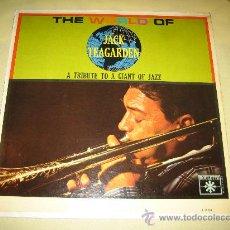 Discos de vinilo: JACK TEAGARDEN - ED. USA - AÑOS 60. Lote 30492337