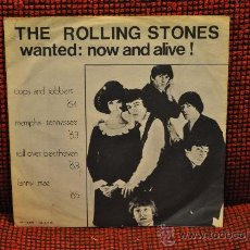 Discos de vinilo: THE ROLLING STONES - WANTED: NOW AND ALIVE! . Lote 30507352