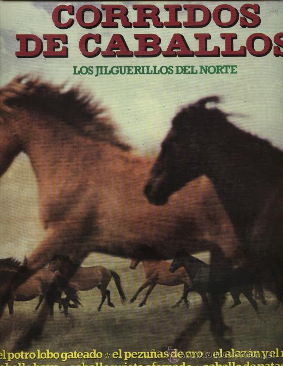 Corridos De Caballos Los Jilguerillos Del Nor Kaufen Vinyl