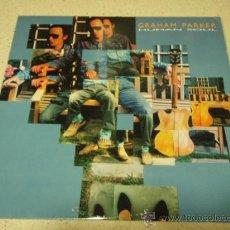 Discos de vinilo: GRAHAM PARKER ' HUMAN SOUL ' NEW YORK - USA 1989 LP33 RCA RECORDS. Lote 30515754