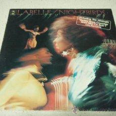 Discos de vinilo: LABELLE ' NIGHTBIRDS ' 1974 - HOLANDA LP33 EPIC RECORDS 'SIN HITSINGLE'. Lote 30515811