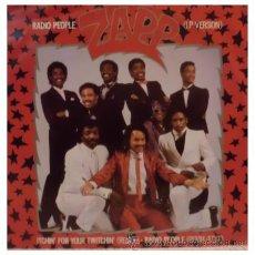 Discos de vinilo: ZAPP - RADIO PEOPLE - MAXI SINGLE INGLES MUY RARO EDICION INGLESA - FUNKY. Lote 30533258