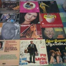 Discos de vinilo: LOTE DE DOCE DISCOS LP - VARIADOS.. Lote 105959480
