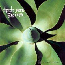 Discos de vinilo: 2LP DEPECHE MODE EXCITER 2007 VINILO 180G. Lote 61530654