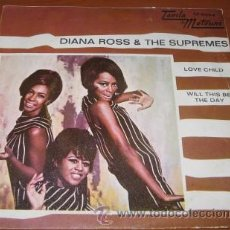 Discos de vinilo: DIANA ROSS & THE SUPREMES, DE 1968. Lote 30551506